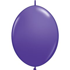Balon Cony Purple Violet, 12 inch (30 cm), Qualatex 65230, set 50 buc