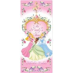 Poster decorativ pentru petrecere, Disney Princess, Amscan 993868, 1 buc