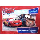 Album Stickere Cars, Amscan 755930