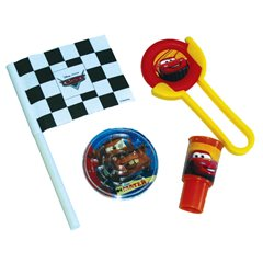 Set Jucarii Party Disney Cars, Amscan 996006, 24 piese