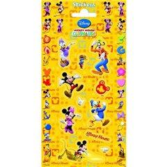Stickere decorative pentru copii - Mickey Mouse Clubhouse, Radar 1104, Set 10 piese