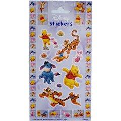 Stickere decorative pentru copii - Winnie the Pooh, Radar 0875, Set 9 piese