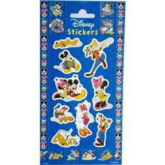 Stickere decorative pentru copii - Mickey Mouse, Radar 876930, Set 9 piese