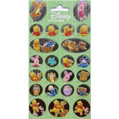Stickere decorative pentru copii - Winnie the Pooh, Radar 0878, Set 11 piese