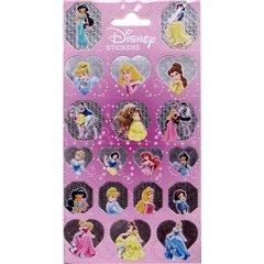 Stickere decorative pentru copii - Printese Disney, Radar 0880, Set 19 piese
