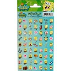 Stickere decorative pentru copii - SpongeBob, Radar 100177, Set 63 piese