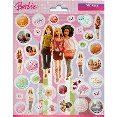 Stickere decorative pentru copii - Barbie, Radar 110046, Set 34 piese