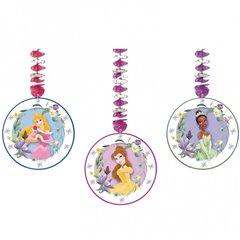 Serpentine decorative Printese Disney pentru petrecere, Amscan 993865, Set 3 buc