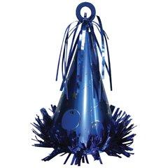 Greutate Coif Albastru pentru baloane - 170g, Amscan 1004102