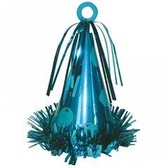 Greutate Coif Light Blue pentru baloane - 170g, Amscan 1019002