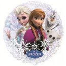 Balon Folie 55 cm Disney Frozen - Anna, Elsa, Olaf, Amscan, 30200