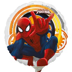 Balon Folie Mini- Figurina Ultimate Spiderman - 24cm, Amscan 2633909