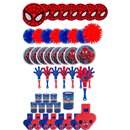 Jucarii Party Spiderman, Amscan RM393374-55, Set 48 buc