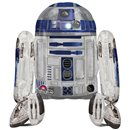 Balon folie airwalker Star Wars R2D2 - 86x96cm, Amscan 110067