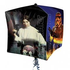 "Balon Folie Cubez Star Wars - 15""/38cm, Amscan 3039701"