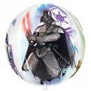 Balon Folie Orbz Star Wars, 38x40 cm, Amscan 30396