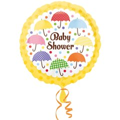 Balon Folie 45 cm Baby Shower, Amscan 2674301