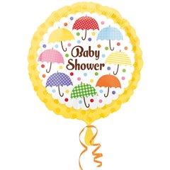 Balon Folie 45 cm Baby Shower, Amscan 2674301