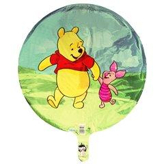 Balon Folie 45 cm Winnie the Pooh & Friends, Amscan A22942ST