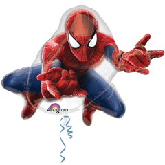 Balon Folie Figurina Amazing Spiderman - 96x73cm, Amscan 2866502