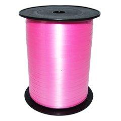 Rafie Rosa Floro(roz) pentru baloane si decoratiuni - 5mm x 500m, Radar B65698