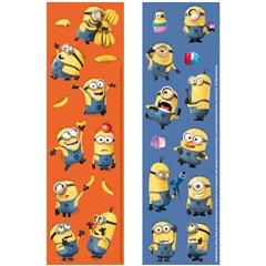 Stickere decorative pentru copii - Minioni, Amscan 998094, Set 8 piese