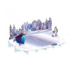 Suport pentru tort Frozen 50x27cm, Amscan 999265, 1 buc