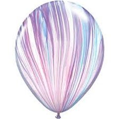 Balon Latex SuperAgate 11 inch (28 cm), Fashion, Qualatex 39923, Set 25 buc