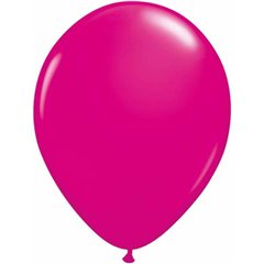 "Balon Latex 5"" Wild Berry, Qualatex 25571"