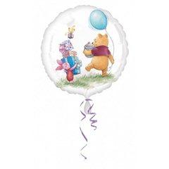 Balon Folie 45 cm Winnie the Pooh Birthday, Anagram 26343