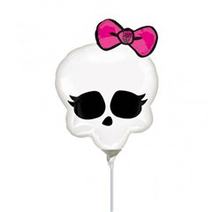 Balon Folie Mini-Figurina Monster High 23cm, Amscan 223551