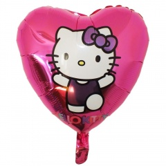 Balon Folie 45cm Hello Kitty, Amscan 32919