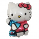 Balon Folie Figurina Hello Kitty, Amscan 30427