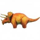 Balon folie figurina Dinozaur Triceratops, Northstar Balloon 00995
