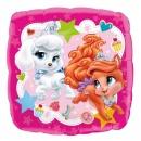 Balon folie 45cm Palace Pets, Amscan 32282