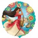 Balon Folie 45 cm Elena din Avalon, Amscan 33200