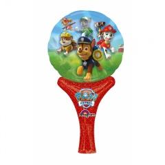 Balon mini folie Inflate-a-Fun Paw Patrol, Amscan 30186