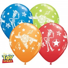 "Baloane latex 11""/28cm Toy Story, Qualatex 42840"
