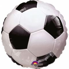 Balon Folie 45 cm Campionship Soccer, Amscan 11704