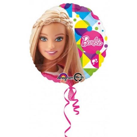 Balon Folie 45 cm Barbie Sparkle, Amscan 30653