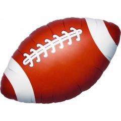 """Balon Folie Minge de Rugby - 21""""/53 cm, Northstar Balloons 01223"""