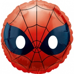 Balon folie 45 cm Spider-man Emoticon, Amscan 36364