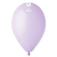 Baloane latex 26 cm, Lilac/Lavanda 79, Gemar G90.79