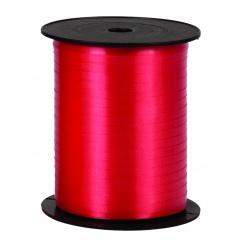 Rafie Rosso/ Rosu pentru legat baloane latex sau folie - 500 m, Radar 65694, 1 rola