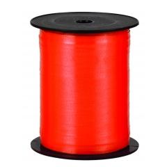 Rafie Roz pentru legat baloane latex sau folie - 500 m, Qualatex 25901, 1 rola
