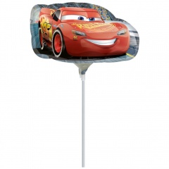 Balon mini figurina Cars 3 - Amscan 35373