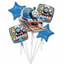 Buchet baloane Thomas, Amscan 35278, set 5 bucati