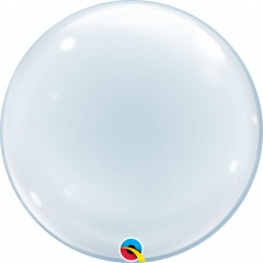 Balon Deco Bubble - 20''/51 cm, Qualatex 68824