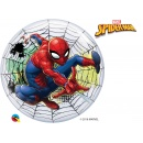 "Balon Bubble 22""/56 cm Marvel's Spiderman Web Slinger, Qualatex 54052"
