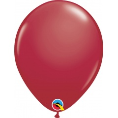 "Balon Latex 5"" Maroon, Qualatex 57130"